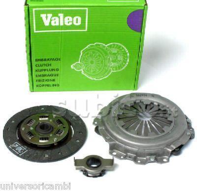 821340 Kit Frizione Valeo PEUGEOT 206 Tre volumi 1.4 -PEUGEOT 106 II 1.0 i 50HP -XSARA Coupé 1.4 i-SAXO 1.4 VTS 75HP-0
