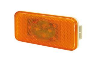 35804000 FANALE INGOMBRO LATERALE ARANCIO LED 24V VOLVO / FH-FM [2002 ->-0