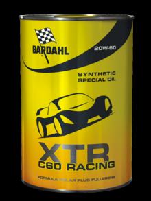 321039 OLIO BARDAHL XTR C60 RACING 20W60 12LT -0