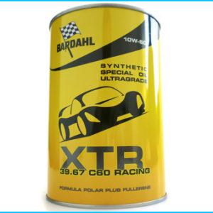 327039 BARDAHL XTR C60 RACING 39.67 10W60 LUBRIFICANTE OLIO MOTORE SPORTIVO-0