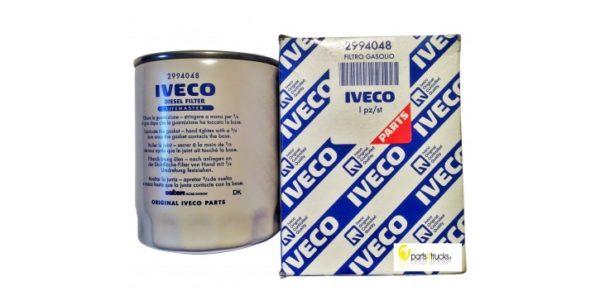 2994048 FILTRO GASOLIO CURSOR STRALIS EURO3-5 -0