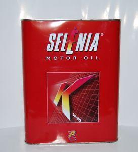 K OLIO SELENIA K PURE ENERGY SAE 5W40 LT.2-0