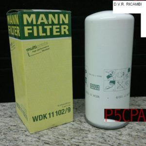 WDK111029 FILTRO GASOLIO VOLVO RENAULT ORIGINALE MANN-0