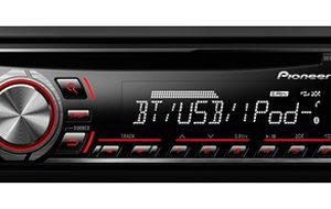 DEH-4600BT STEREO AUTO PIONEER SINTO CD USB BT -0