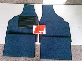 71804211 SERIE TAPPETI IN MOQUETTE COMPOSTA 4 PEZZI FIAT PANDA 2014 -0