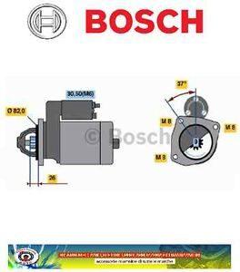 0001109302 MOTORINO AVVIAMENTO CITROEN JUMPER/FIAT DUCATO 2.3 JTD 2006> 3.0 HDI/JTD-0