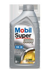 MS3000FE LATTA OLIO MOTORE MOBIL SUPER 3000 FORMULA FE 5W30 LITRI 1-0