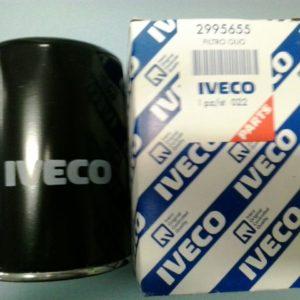 2995655 FILTRO OLIO DAILY DUCATO EURO 4-5 ORIGINALE IVECO-0