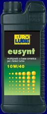 OV001-112 LATTA OLIO MOTORE EUSYNT SL 10W40 LITRI 1 EUROLUBE-0