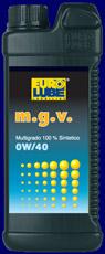 OV001-108 LATTA OLIO MOTORE AUTO 0W40 LITRI 1 EUROLUBE-0