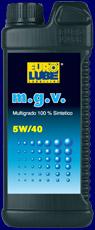 OV001-102 LATTA OLIO MOTORE AUTO 5W40 LITRI 1 EUROLUBE-0