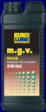 OV001-107 LATTA OLIO MOTORE AUTO 5W60 LITRI 1 EUROLUBE-0