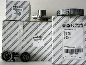 71771579 KIT DISTRIBUZIONE + POMPA ACQUA FIAT 1,9 JTD 16 VALVOLE-0