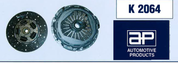 K2064 KIT FRIZIONE DAILY 35C14/C17 MOT F1 -2382