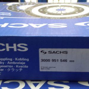 3000951546 KIT FRIZIONE FIAT 500 PANDA LANCIA Y 1,3 MTJ 2014 SACHS-0