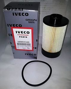 500055340 FILTRO GASOLIO CARBURANTE COMBUSTIBILE IVECO DAILY 06 - 09 -0