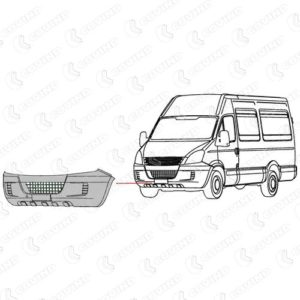 D06/ 90 PARAURT ANT. IVECO - DAILY S-2006-0