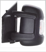 337012527 RETROVISORE DX C/LUCE FIAT DUCATO / BOXER-0