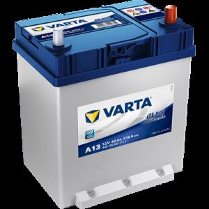 Batteria Auto Varta 40 Ah A13 Blue Dynamic 540 125 033