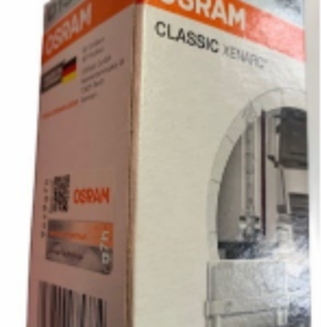 OSRAM XENARC CLASSIC Lampadina, Faro di profondità35W, D1S CLC