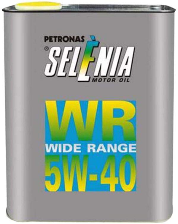 Selenia 1092 Lubrificante Sintetico per Motore WR Diesel 5W40 - LT 1