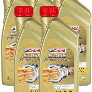 Castrol Edge Longlife 04 5w30 5 Litri